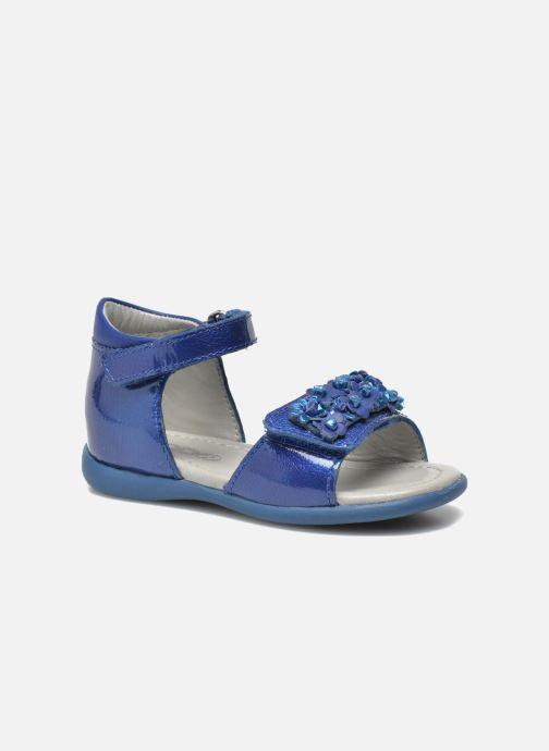 Sandales et nu-pieds Mod8 Gramy Bleu vue détail/paire