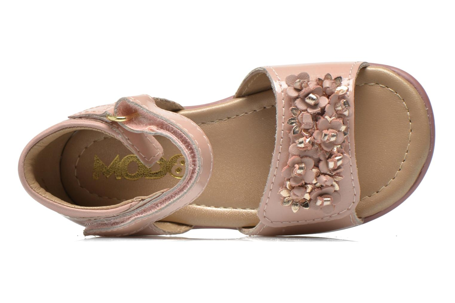 Sandals Mod8 Gramy Pink view from the left