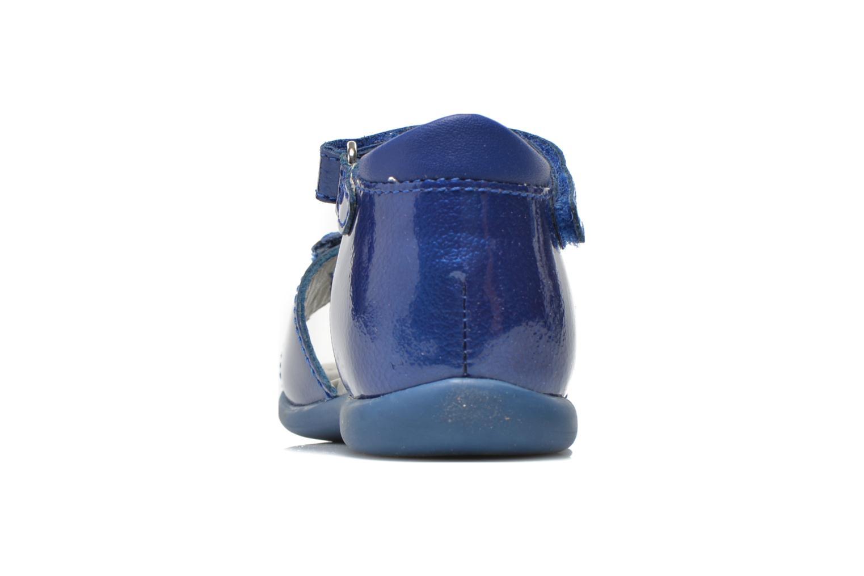 Sandalen Mod8 Gramy Blauw rechts