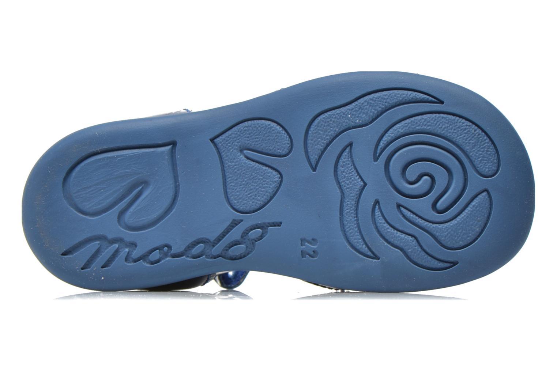 Sandalen Mod8 Gramy Blauw boven