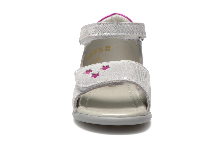 Sandaler Mod8 Garance Silver bild av skorna på
