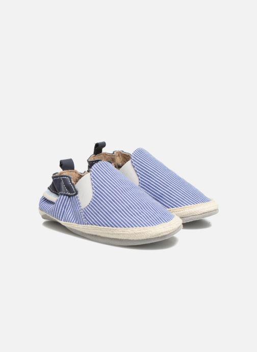 Pantofole Robeez Summer Camp Azzurro vedi dettaglio/paio