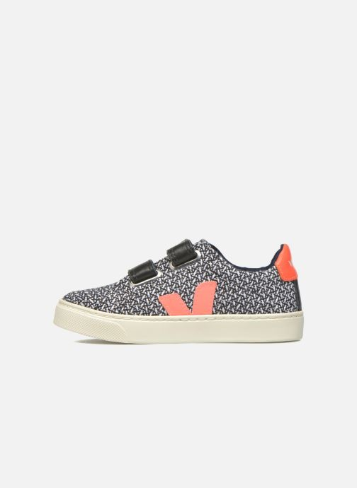 Trainers Veja Esplar Small Velcro Black front view