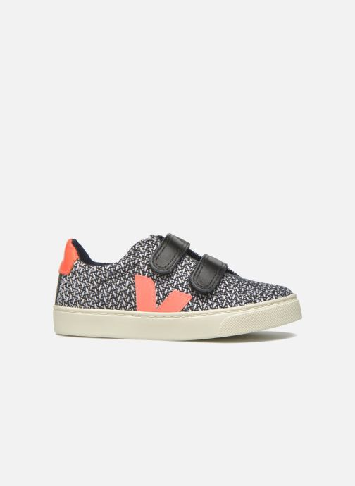 Trainers Veja Esplar Small Velcro Black back view