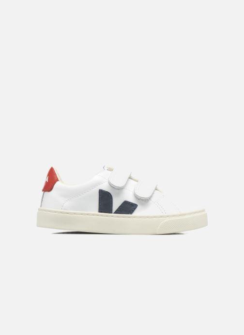 Sneakers Veja Esplar Small Velcro Bianco immagine posteriore