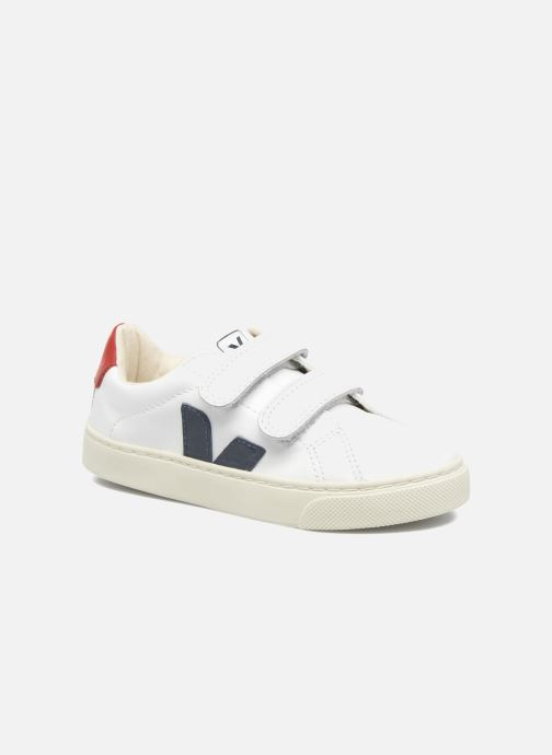 Trainers Veja Esplar Small Velcro White detailed view/ Pair view