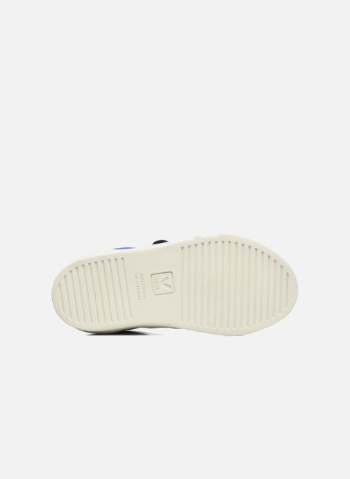 Trainers Veja Esplar Small Velcro Blue view from above