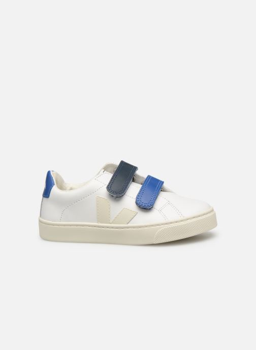 Trainers Veja Esplar Small Velcro White back view