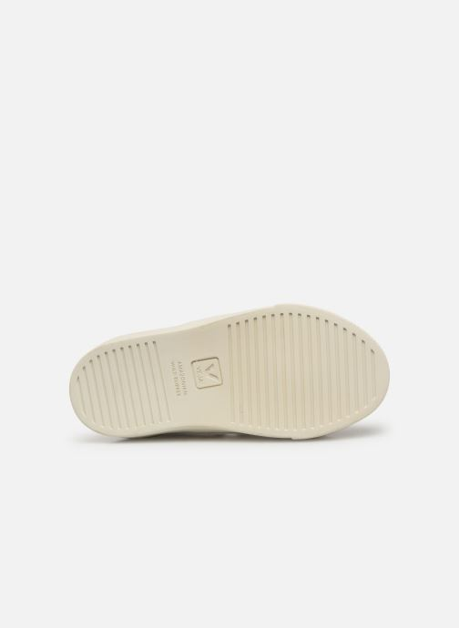 Sneakers Veja Esplar Small Velcro Bianco immagine dall'alto