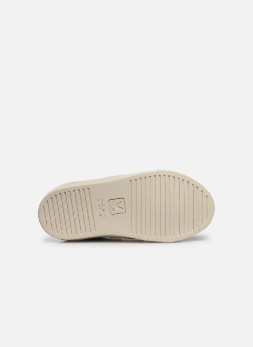 Sneakers Veja Esplar Small Velcro Azzurro immagine dall'alto