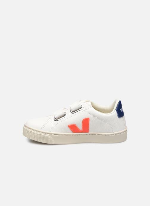 Sneaker Veja Esplar Small Velcro orange ansicht von vorne