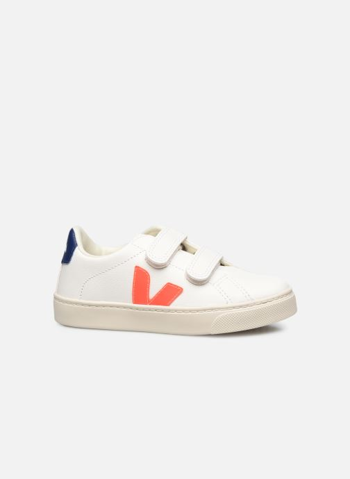 Sneaker Veja Esplar Small Velcro orange ansicht von hinten
