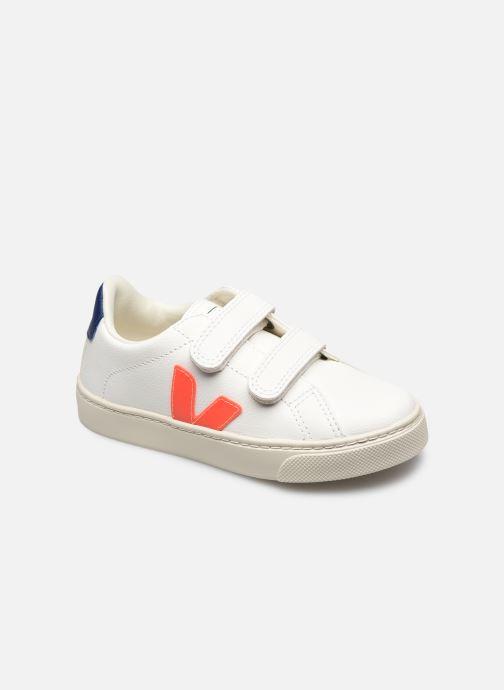 Sneaker Veja Esplar Small Velcro orange detaillierte ansicht/modell