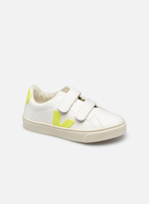 Sneaker Veja Esplar Small Velcro gelb detaillierte ansicht/modell