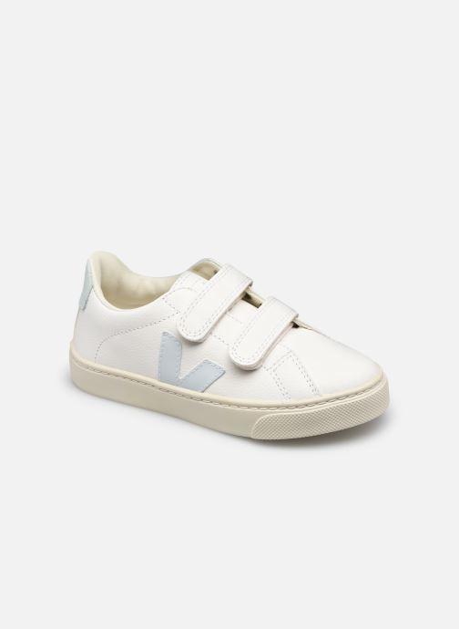Sneaker Veja Esplar Small Velcro blau detaillierte ansicht/modell
