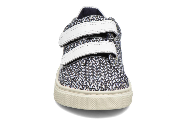 Baskets Veja Esplar Small Velcro Multicolore vue portées chaussures