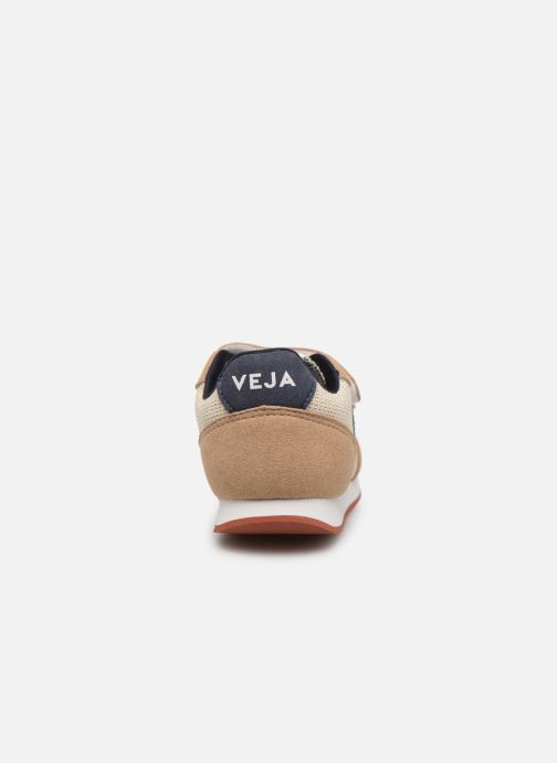 Trainers Veja Arcade Small Beige view from the right