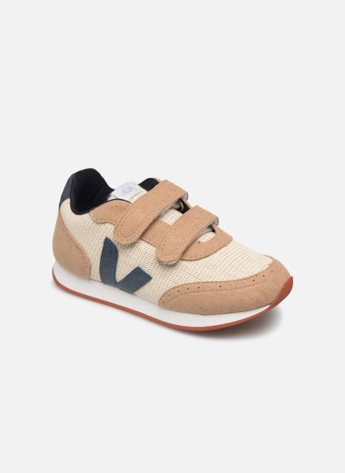 Trainers Veja Arcade Small Beige detailed view/ Pair view