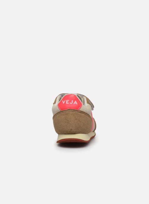 Sneaker Veja Arcade Small weiß ansicht von rechts
