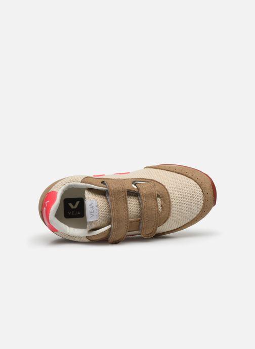 Sneaker Veja Arcade Small weiß ansicht von links
