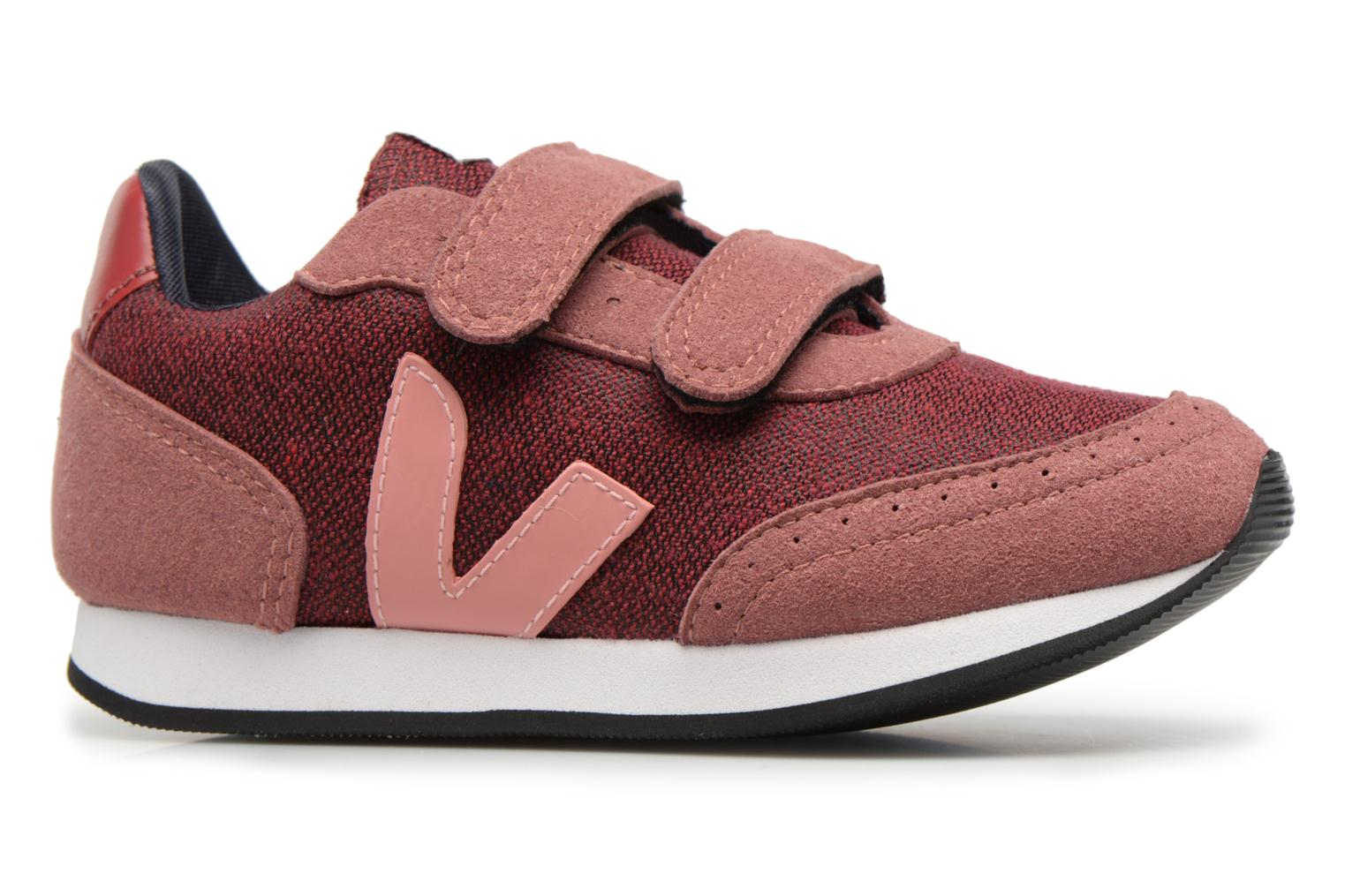 Trainers Veja Arcade Small Burgundy back view