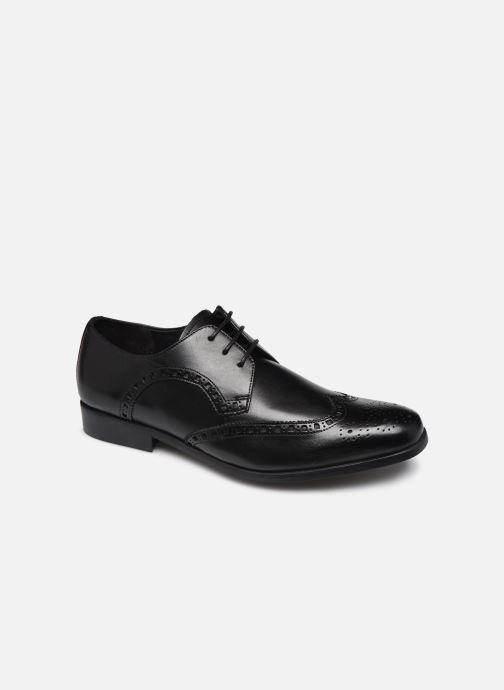 Zapatos con cordones Clarks Amieson Limit Negro vista de detalle / par