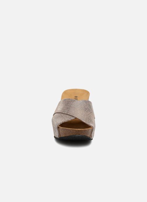 Mules & clogs Plakton So Clip Silver model view