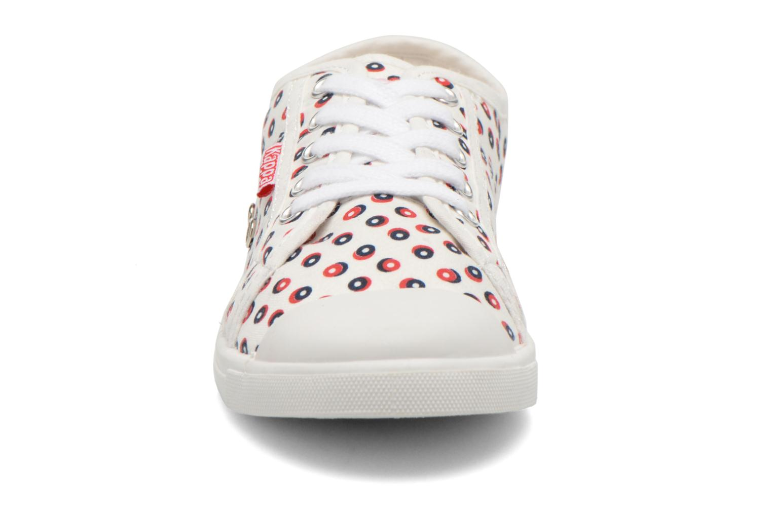 Trainers Kappa Keysy Kid White model view