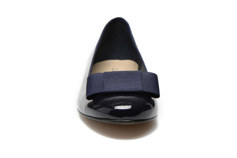 Ballerines Georgia Rose Siable Bleu vue portées chaussures
