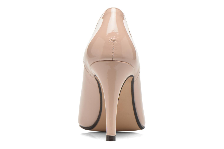 Zapatos de tacón Georgia Rose Safecto Beige vista lateral derecha