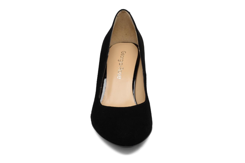 High heels Georgia Rose Santoo Black model view