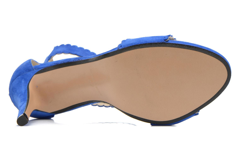 Sandales et nu-pieds Georgia Rose Sandalia Bleu vue haut