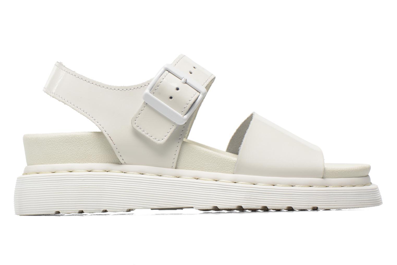 Sandales et nu-pieds Dr. Martens Shore Romi Y strap Sandal Blanc vue derrière