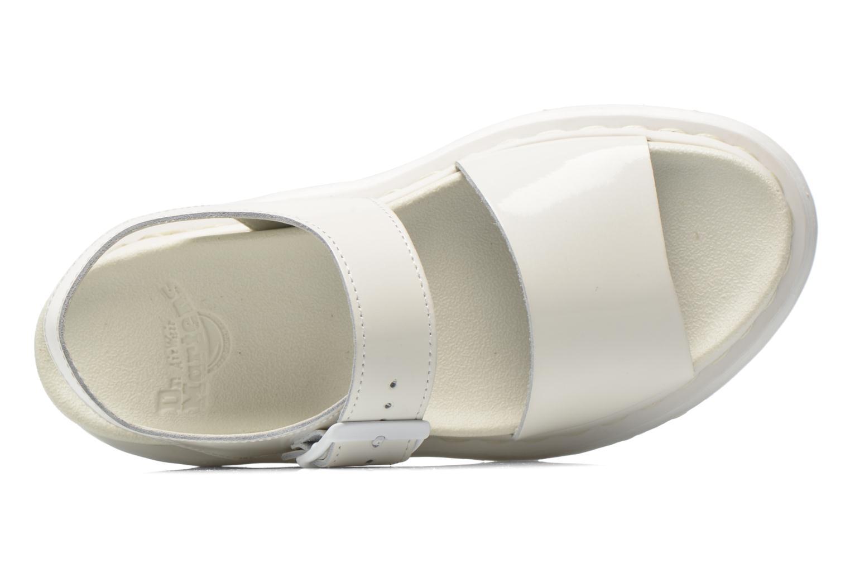 Sandales et nu-pieds Dr. Martens Shore Romi Y strap Sandal Blanc vue gauche