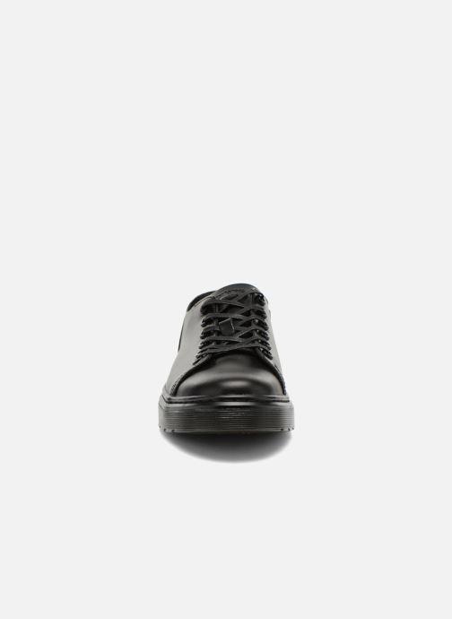 Schnürschuhe Dr. Martens Vibe Dante 9H27 M schwarz schuhe getragen