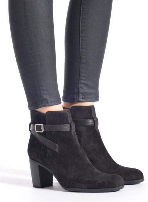 Stiefeletten & Boots Free Lance Balza 7 Boot Strap braun ansicht von unten / tasche getragen