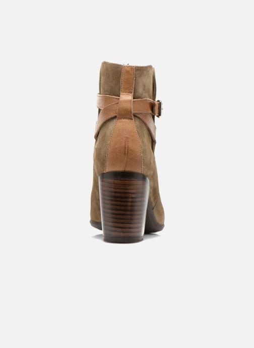 Boots en enkellaarsjes Free Lance Balza 7 Boot Strap Bruin rechts