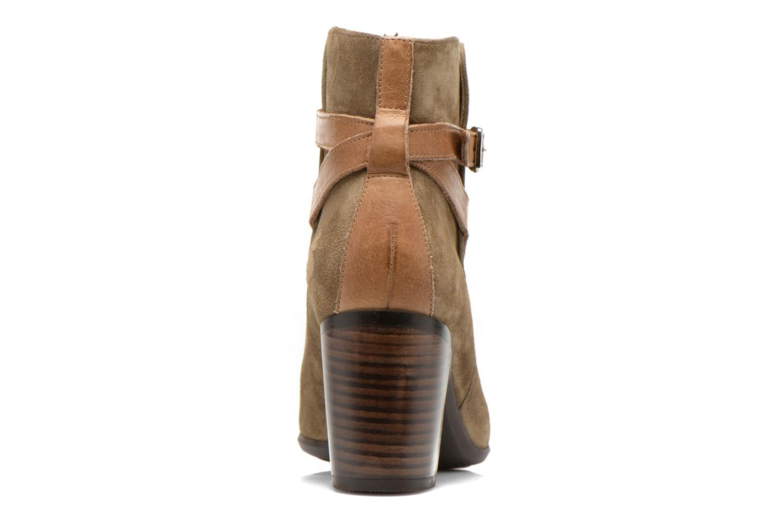 Bottines et boots Free Lance Balza 7 Boot Strap Marron vue droite