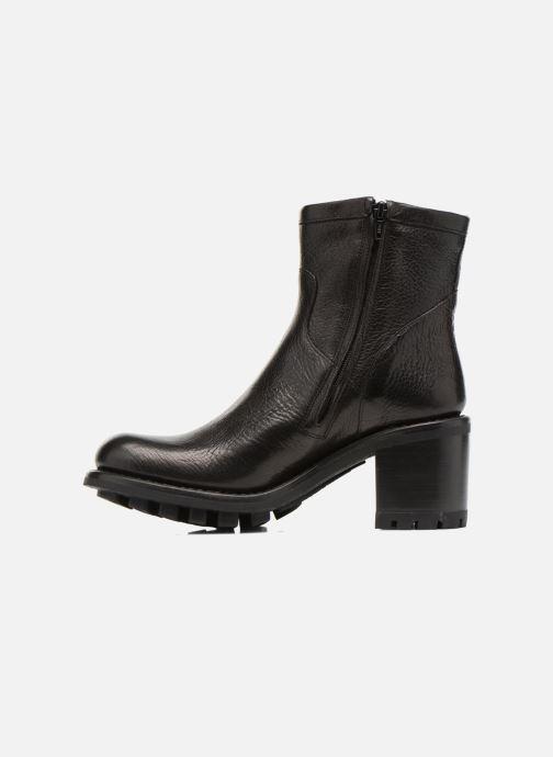 Justy Gero Buckle Free noir 246300 Chez Small 7 Bottines Lance Boots Et I7wTqXq5