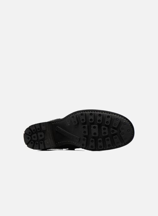 Stiefeletten & Boots Free Lance Justy 7 Small Gero Buckle schwarz ansicht von oben