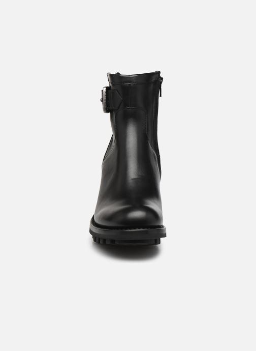 Stiefeletten & Boots Free Lance Justy 7 Small Gero Buckle schwarz schuhe getragen