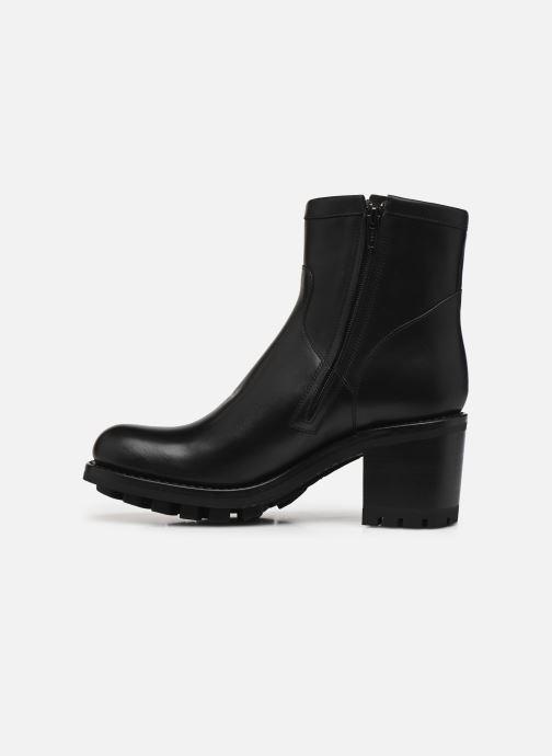Stiefeletten & Boots Free Lance Justy 7 Small Gero Buckle schwarz ansicht von vorne