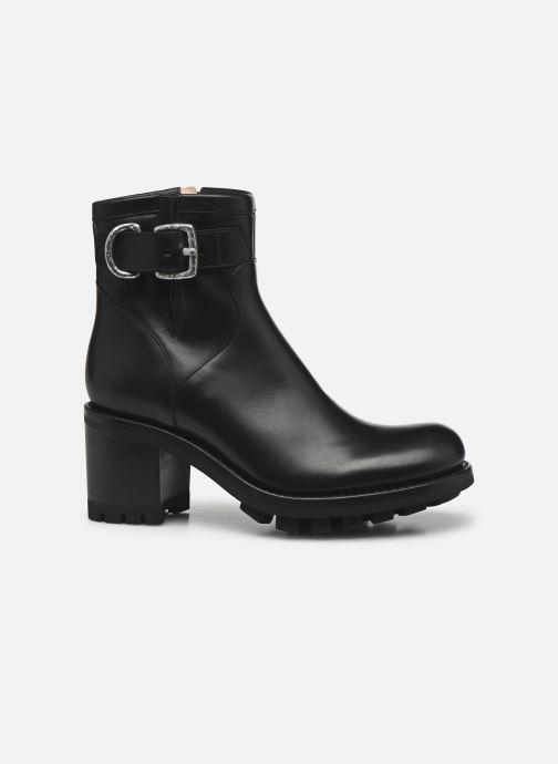 Bottines et boots Free Lance Justy 7 Small Gero Buckle Noir vue derrière