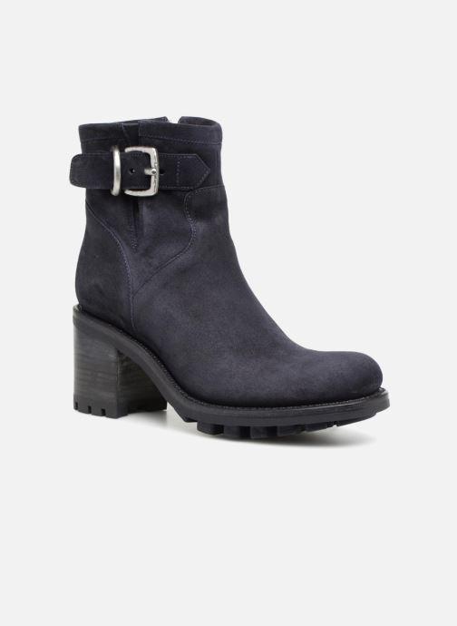 Stiefeletten & Boots Free Lance Justy 7 Small Gero Buckle blau detaillierte ansicht/modell