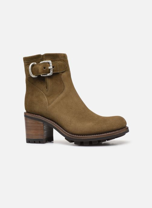 Bottines et boots Free Lance Justy 7 Small Gero Buckle Vert vue derrière