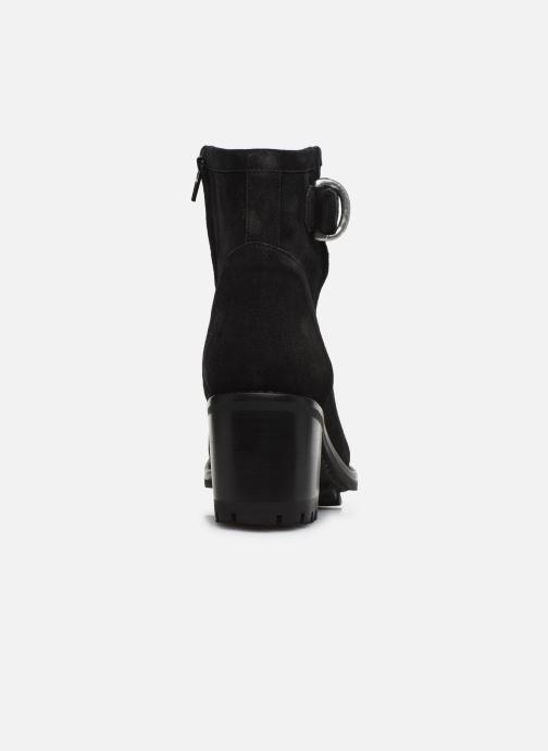 Bottines et boots Free Lance Justy 7 Small Gero Buckle Noir vue droite