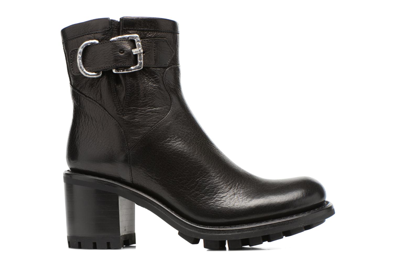 Boots en enkellaarsjes Free Lance Justy 7 Small Gero Buckle Zwart achterkant
