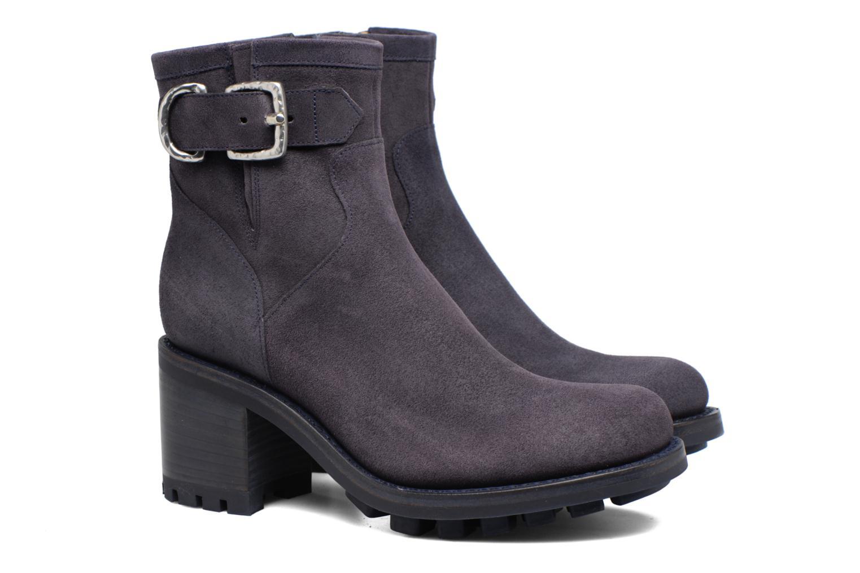 Boots en enkellaarsjes Free Lance Justy 7 Small Gero Buckle Blauw 3/4'