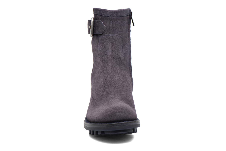 Boots en enkellaarsjes Free Lance Justy 7 Small Gero Buckle Blauw model