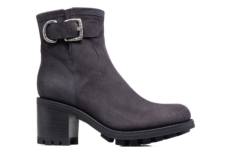 Boots en enkellaarsjes Free Lance Justy 7 Small Gero Buckle Blauw achterkant
